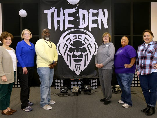Read ro Succeed has been teaming with The Den to help