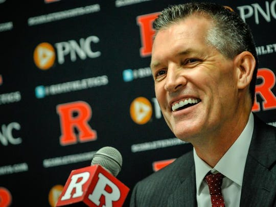 Athletics director Pat Hobbs has led hoops searches before.