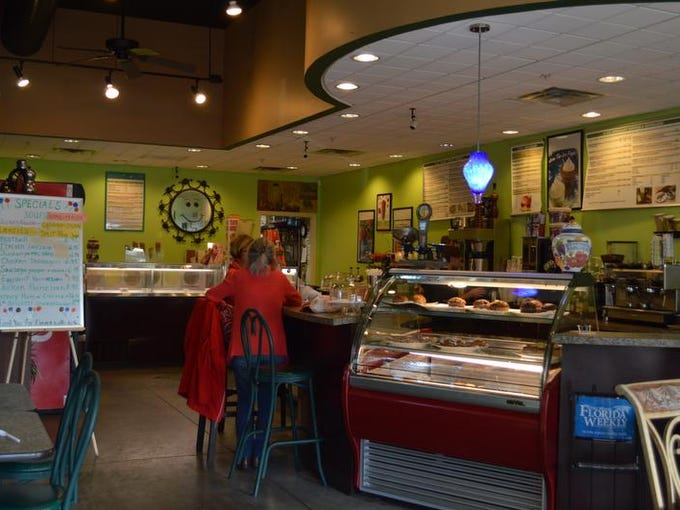 Biscotti's Café has been owned and operated by the Nicastro family since 2009.