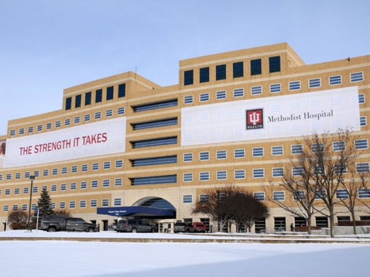 Indiana University Health will build a new adult academic