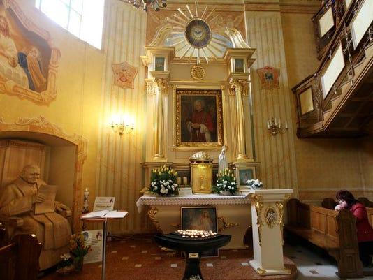 chapel main Poland_Pope_Museum_McDa.jpg