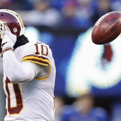 The redskins are having a historically bad season.