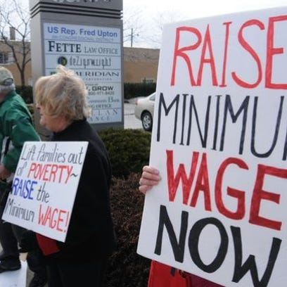 Florida's minimum wage will increase by 12 cents to