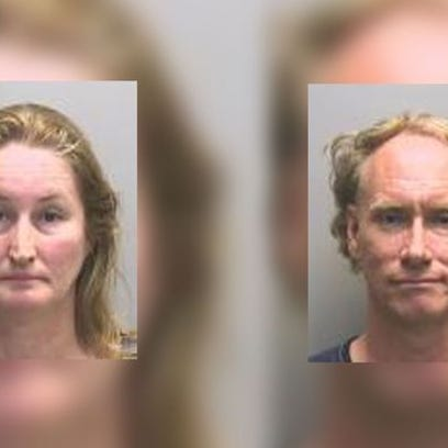 Alan and Sheree Napier were found guilty on several