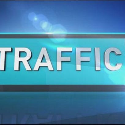 A truck accident late Wednesday afternoon has closed