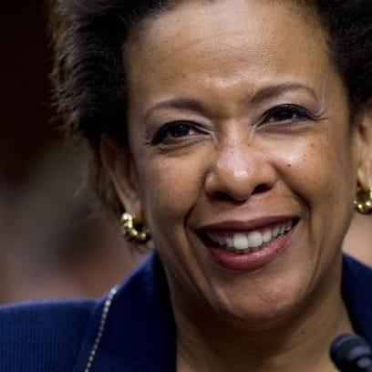 Loretta Lynch, nominee to replace U.S. Attorney General