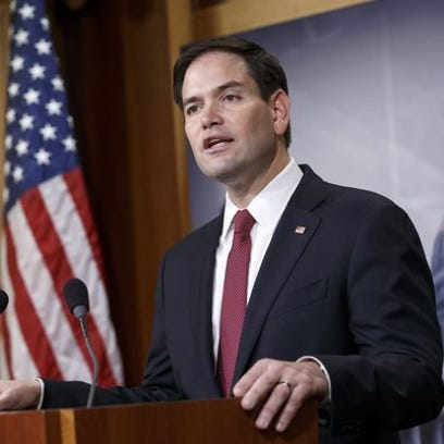 Sen. Marco Rubio, R-Fla., recently joined Sens. Ted