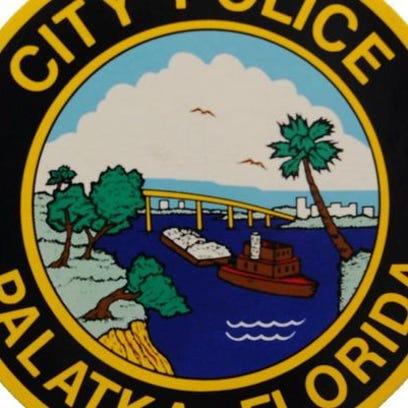 Palatka Police Department logo