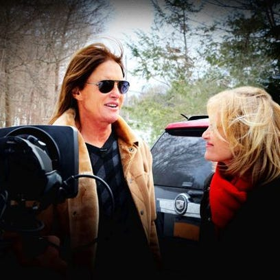 Bruce Jenner talks to Diane Sawyer about his new identity.