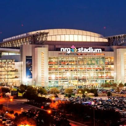 NRG Stadium will be the home of the 2017 Super Bowl.