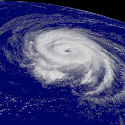 How many tropical storms are likely to form in the