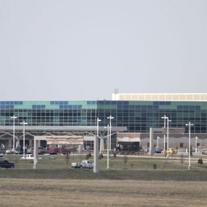 Springfield-Branson National Airport.