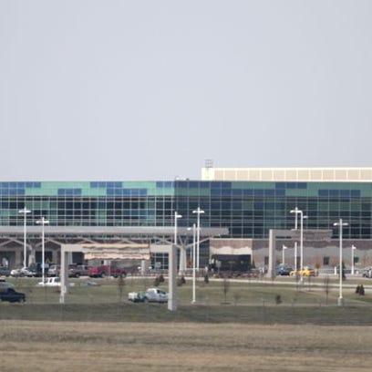 Springfield-Branson National Airport.
