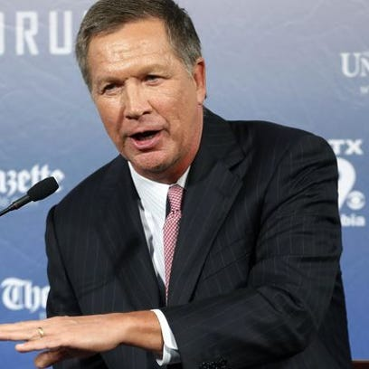 A new poll shows John Kasich has slipped in his home