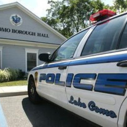Lake Como is looking to disband its police department.