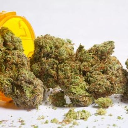 Weed all about it: Medical marijuana is going to be