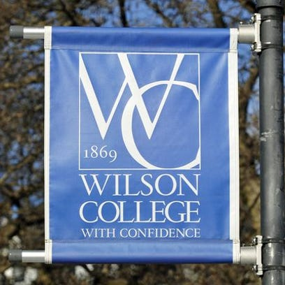Wilson College is located on Philadelphia Avenue in