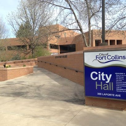 Fort Collins City Council meets at City Hall, 300 Laporte