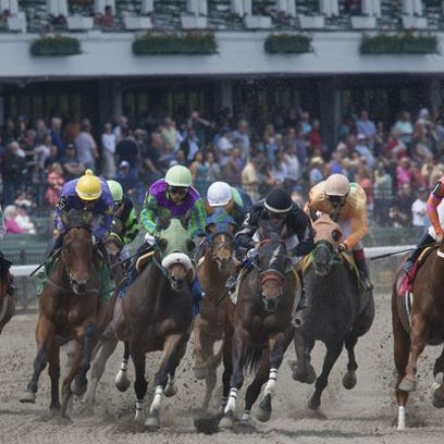 With the true start of the Monmouth Park season upon