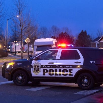 Fort Collins police spend a bulk of their time with