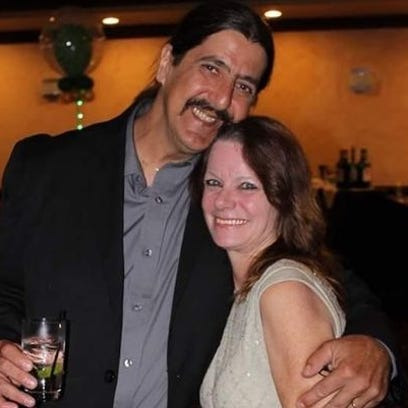 James Ruggiero and Denise Hannon Ruggiero, who were