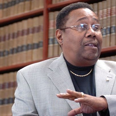 Former Madison County Supervisor Karl Banks