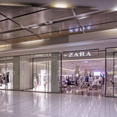 Zara, a fashion retailer based in Spain, is about to