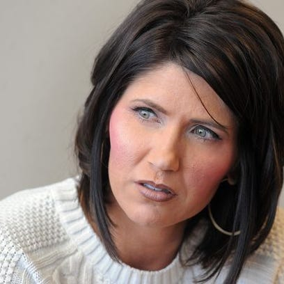 Rep. Kristi Noem, who is helping to lead the tax reform