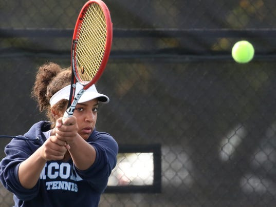 Nicolet Girls Tennis