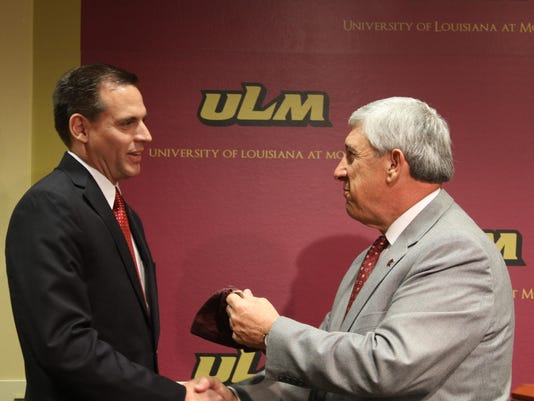 Bruno, Brian Wickstrom - Athletic Director - University of Louisiana at Monroe