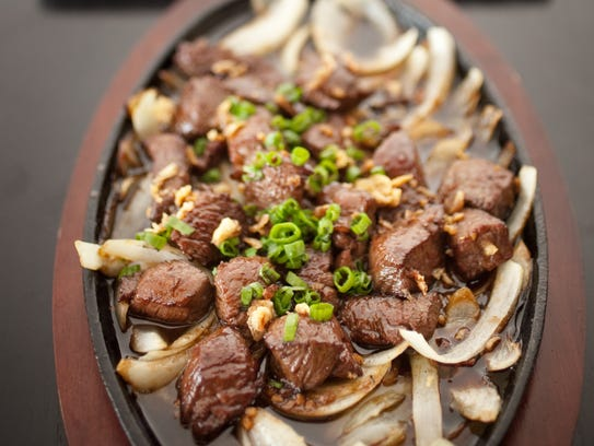 Saigon Kitchen Surprise Menu