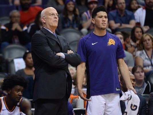 NBA: Chicago Bulls at Phoenix Suns
