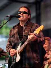 Tommy Castro performs at Shank Hall Wednesday.