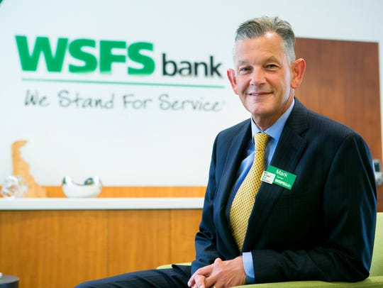 WSFS President and CEO Mark A. Turner