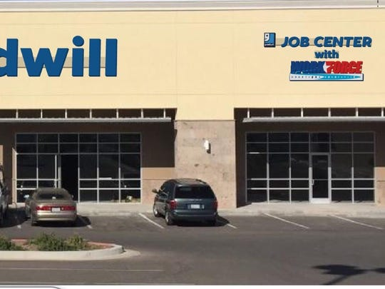 There are seven Goodwill locations in El Paso.