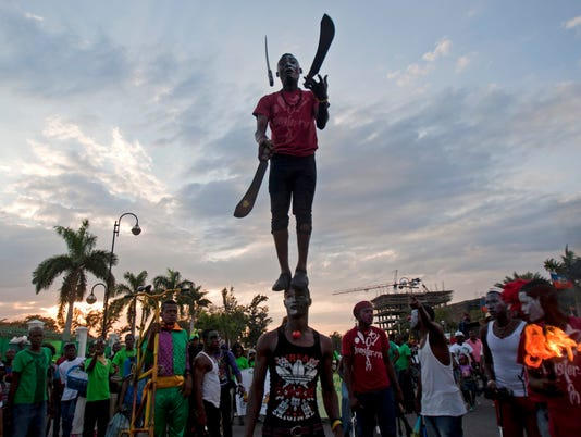 At least 16 die in Haiti Carnival accident