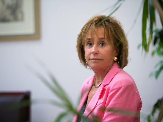 Former Sen. Ted Kaufman and Valerie Biden talk about