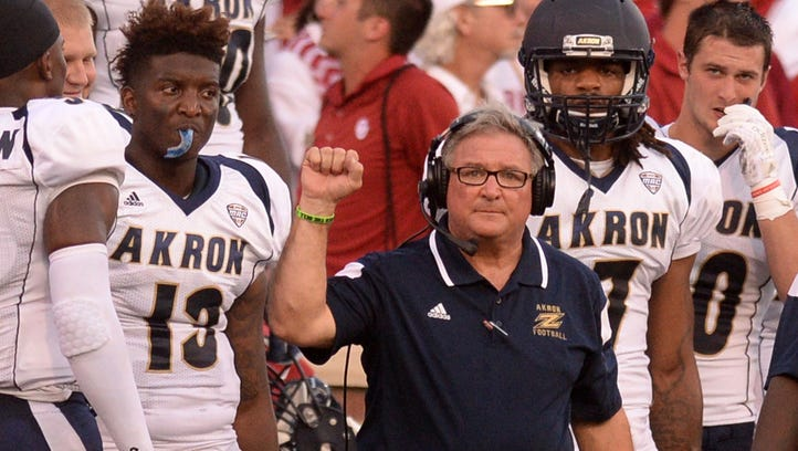 Henry Blog: Akron's Seminole Coaching Connection