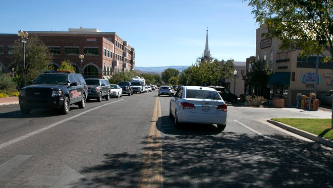 Main Street in St. George