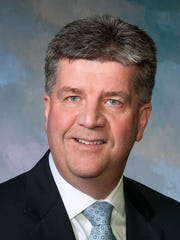 Deputy Chemung County Executive Mike Krusen