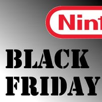 Black Friday finds great deals for Nintendo gamers.