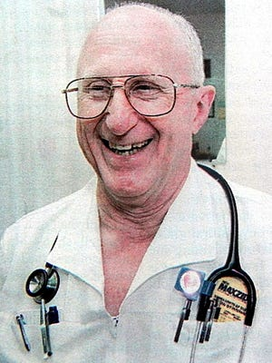 Dr. Max Cheney in 2001.