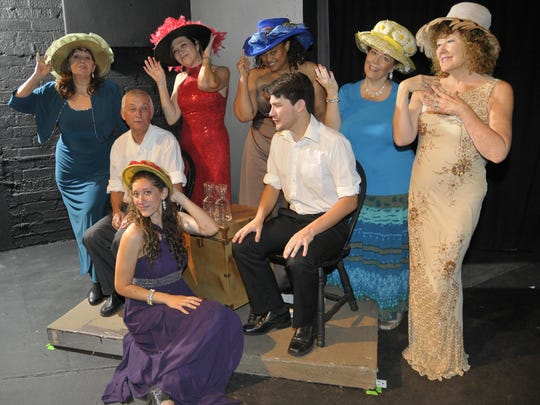 "Visalia Players' ""Broads of Broadway"" at The Ice House recreates the Golden Age of Broadway musicals."