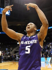 Kansas State guard Barry Brown is back for the Wildcats