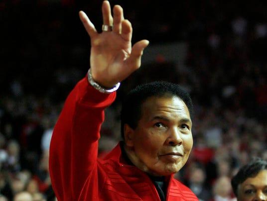 2013-12-5 Muhammad Ali