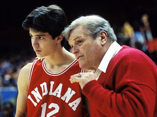 """""""A Season on the Brink"""", based on the best-selling book by John Feinstein of the same name, features Emmy and Tony Award-winning actor Brian Dennehy as the controversial and fiery Indiana basketball coach Bobby Knight."""