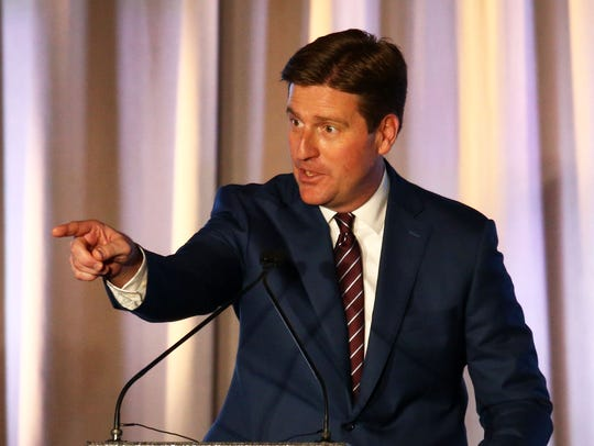 Phoenix Mayor Greg Stanton makes his sixth State of