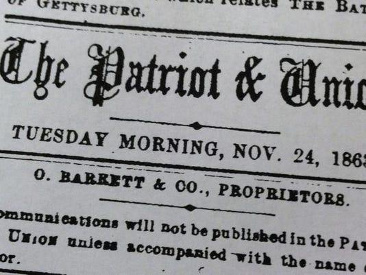 Gettysburg Address Apology