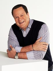 "David Venable, QVC's very own ""resident foodie,"" best-selling"