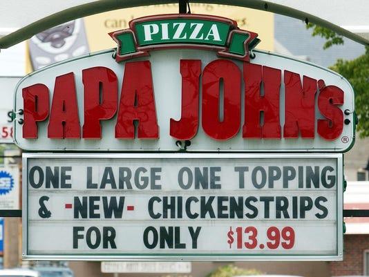 Title:PAPA JOHN'S